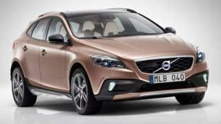 Volvo V40 Cross Country launched in India at Rs 28.5 lakh