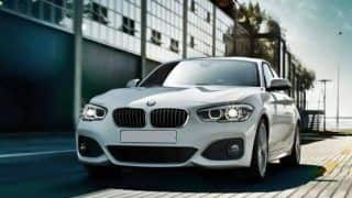 BMW 1 Series Facelift: BMW adds major design changes and a new engine to its upcoming 1 Series facelift