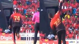 Caribbean Premier League 2018 Finals: Trinbago Knight Riders vs Guyana Amazon Warriors -- When Sunil Narine Bowled With a Modified Action -- WATCH