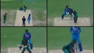 Asia Cup 2018, India vs Pakistan 5th ODI: When Kuldeep Yadav Bamboozled Babar Azam With a Wrong'un to Break Partnership With Shoaib Malik -- WATCH