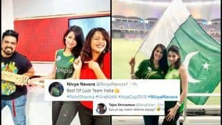 India vs Afghanistan Match 5, Asia Cup 2018 Super Fans: Not KL Rahul or Shikhar Dhawan, Fans Are More Interested in Knowing This Beautiful Pakistani Girl Will Come or Not -- PICS