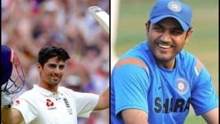 India vs England 5th Test Kennington Oval: Alastair Cook Hits 33rd Ton in Farewell Test, Joins Virender Sehwag, Sunil Gavaskar, Matthew Hayden With Most Centuries as Opener