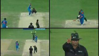 Asia Cup 2018, India vs Bangladesh Super Four: Shakib al Hasan Traps Shikhar Dhawan Plumb in Front -- WATCH