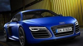 Official - 2013 Audi R8 lineup revealed ahead of Paris Motor Show debut