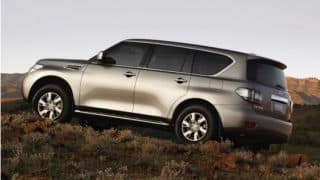 Nissan Patrol SUV to be Launched in India: Price in India expected to be around INR 1 crore for Patrol luxury SUV