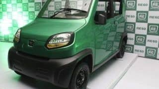 Bajaj RE60 commercial vehicle to arrive by March 2013