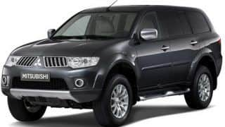 2011 Mitsubishi Pajero Sport coming to India