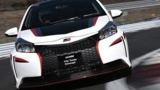 Toyota could look at small turbocharged engines