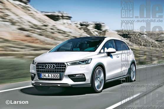 Audis Seater Luxury MPV To Enter Production In News Cars - Larson audi