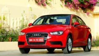 Audi India likely to equip A3 and A4 with manual transmission