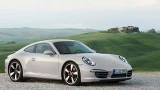 Porsche 911 turns 50; Limited edition 911 launched