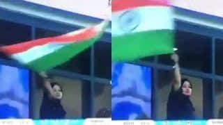 Asia Cup 2018 Super Four: Pakistani Girl Waving Indian Tri Colour After Rohit Sharma's India Won is Bound to Melt Your Heart -- WATCH