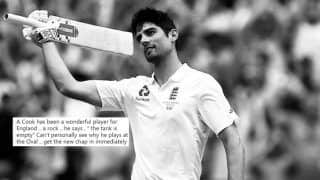 India vs England 5th Test Oval: David Lloyd Does Not Want Alastair Cook to Play Farewell Test, Gets Trolled on Twitter