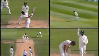 India vs England 5th Test Kennington Oval: How Debutant Hanuma Vihari Got Joe Root, Alastair Cook of Consecutive Balls -- WATCH