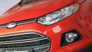 Official: Ford EcoSport to launch on June 26, 2013