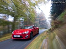 Toyota to launch GT86 based sedan, says report