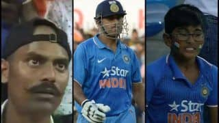 Asia Cup 2018: India vs Hong Kong 4th ODI: MS Dhoni Out For Duck, Joins Gautam Gambhir With Unwanted Record, Fans Stunned -- WATCH