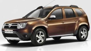 Renault to manufacture Duster SUV in India