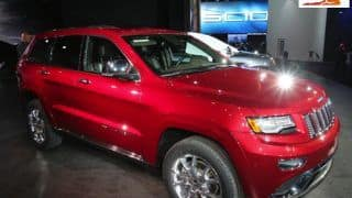 2013 NAIAS: Jeep Grand Cherokee breaks cover