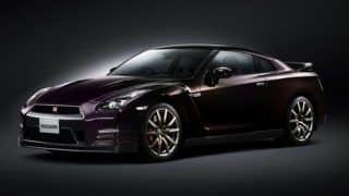 2014 Nissan GT-R 'Midnight Opal' Special Edition announced