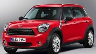Locally produced Mini One Countryman launched in India at Rs 23.5 lakh