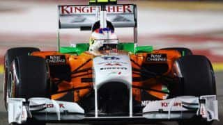 Nico Hulkenberg replaces Sutil at Force India