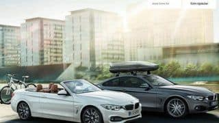 BMW 4-Series convertible official images leaked