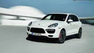 Porsche adds more power to the flagship Cayenne; reveals Cayenne Turbo S