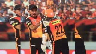 English Cricketer Danielle Wyatt Helps Her Father Make IPL Debut For SunRisers Hyderabad And we Bet You Will ROFL