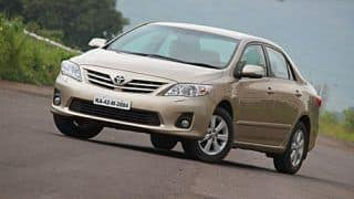 Designed for comfort and quality, the Corolla Altis remains a no-nonsense luxury sedan