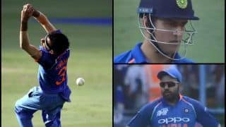 Asia Cup Finals 2018, India vs Bangladesh: MS Dhoni, Rohit Sharma Get Angry at Yuzvendra Chahal's Catch Drop of Liton Das -- WATCH