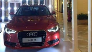 2015 Audi A6 Facelift to be Launched Tomorrow: Get expected price, specifications and features