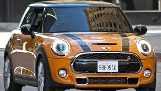 This is how the all-new Mini Cooper S looks like