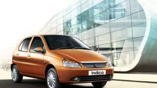 Tata updates Indica; presents the 2013 model