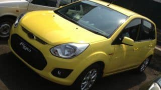 Live -  Ford Figo Facelift launch