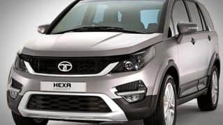 Tata Hexa SUV Concept Unveiled: Tata Motors introduces Aria-based SUV Hexa at Geneva Motor Show 2015