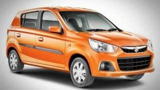 Maruti Suzuki Alto becomes India's top-selling car for the fifth time in a row
