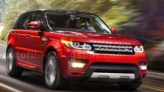 Scoop: 2014 Range Rover Sport pictures leaked