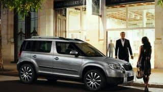 Skoda Yeti Laurin & Klement Edition revealed