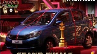 India's Got Talent 6 winner Manik Paul drives home a Maruti Celerio Diesel and INR 50 lakh