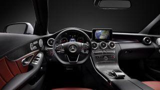 Interior of 2015 Mercedes Benz C-Class revealed