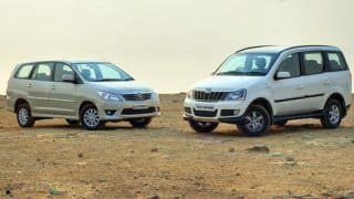 Xylo Vs Innova: Which is the better people carrier?
