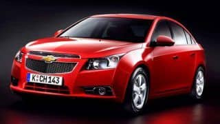 Chevrolet Cruze recalled due to fire threat