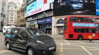 Nissan NV200 (Evalia) London Taxi hits final phase of testing