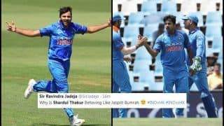 Asia Cup 2018: India vs Hong Kong 4th ODI: Twitter Brutally Trolls Shardul Tahkur For Three No Balls in One Over, Gets Compared to Jasprit Bumrah