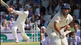 India vs England 5th Test Day 3 Kenington Oval Report: Ravindra Jadeja, Hanuma Vihari Star, Yet England Hold Advantage With Lead of 154 Runs