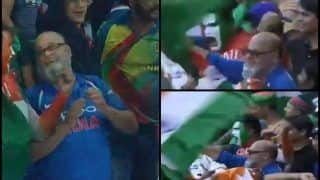 Asia Cup 2018 Final, India vs Bangladesh: Pakistan's Chacha Chicago Wearing Blue Indian Jersey And Waving Tri Colour is Breaking The Internet Today -- WATCH