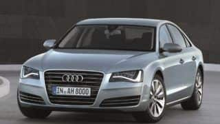 Audi unveils the A8 Hybrid