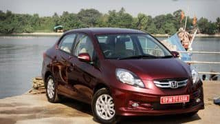 30,000 units of Honda Amaze sold since launch