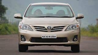Toyota Corolla Altis diesel recalled in India due to faulty driveshaft
